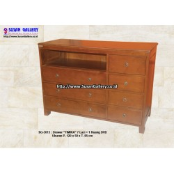 Drawer Jati Timika