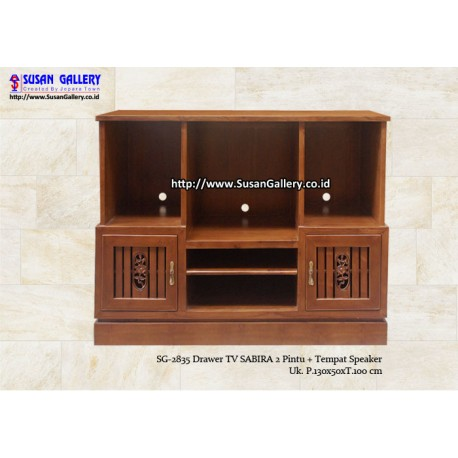 Drawer Jati Sabira