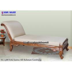 Sofa Jati Ar Rahman Gambang