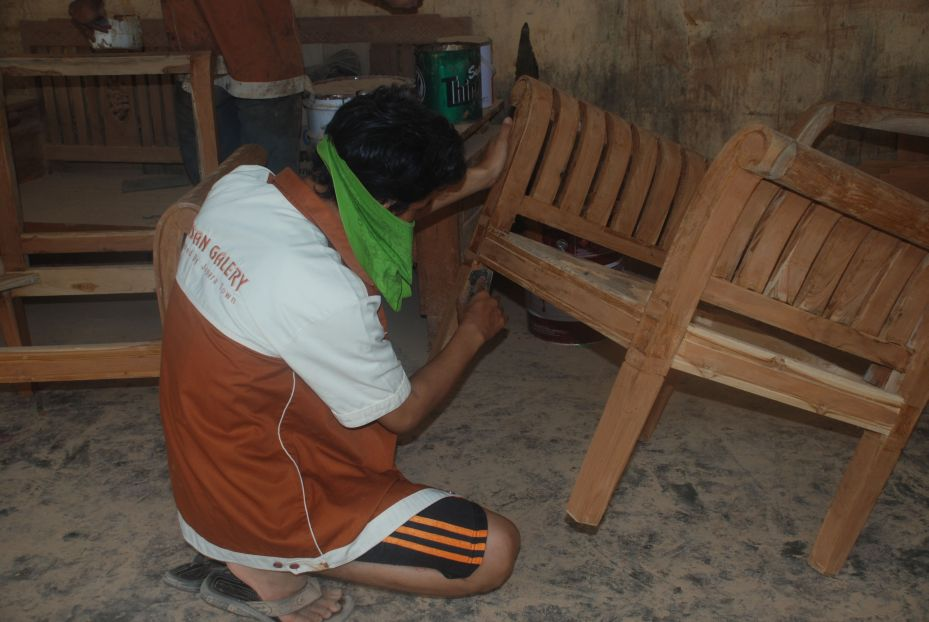 Proses Wood Filler