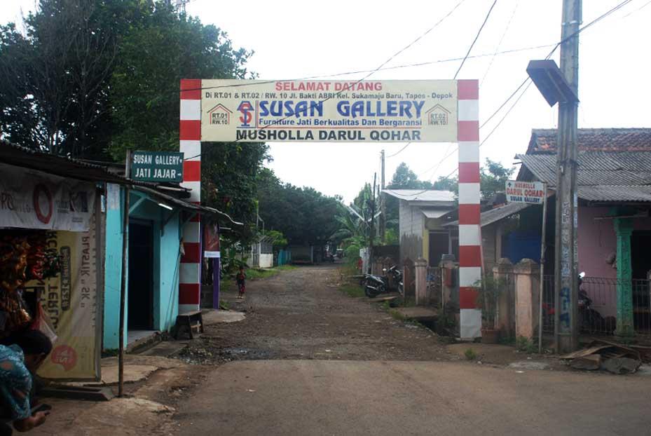 Lokasi Susan Gallery